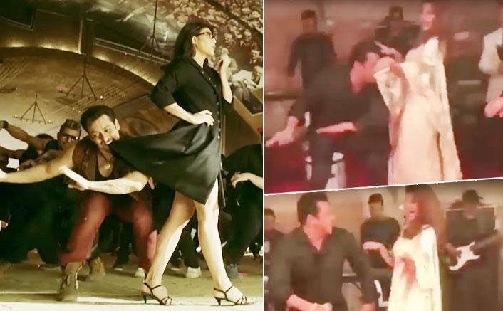 Jacqueline Fernandez and Salman Khan recreate Jumme Ki Raat