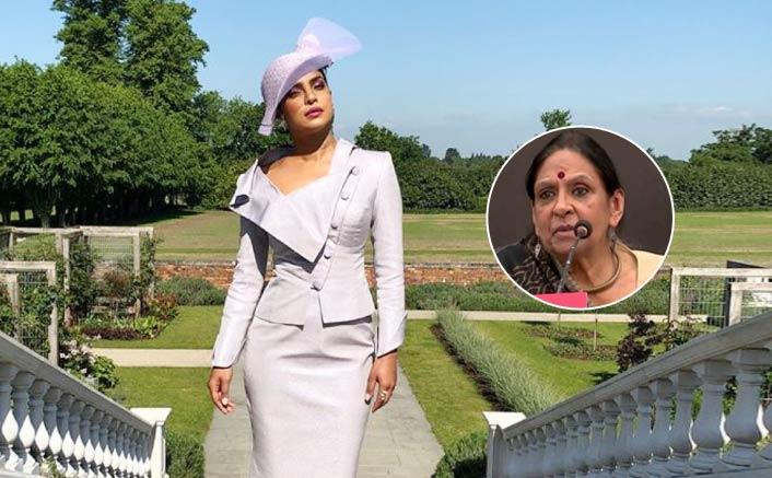 Jaya Jaitly upset with Priyanka's 'British aristocrat' dress at royal wedding