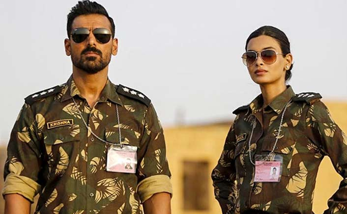 John Abraham scores his second biggest weekend as a solo hero with Parmanu - The Pokhran Story