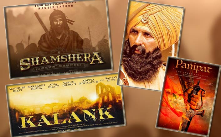 Kalank, Shamshera, Panipat OR Kesari; A Period Drama You Can't Wait To Watch!
