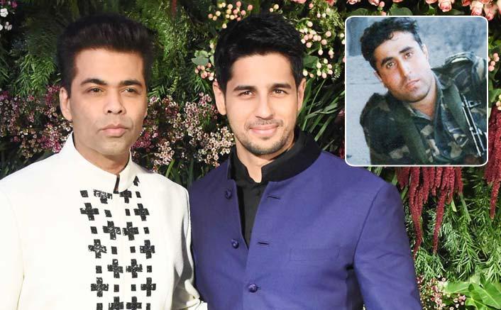 Karan Johar confirms Vikram Batra biopic