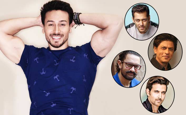 After the Khans and Hrithik Roshan, Tiger Shroff emerges as the most bankable actor!