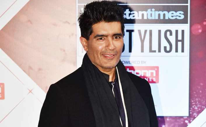 Manish Malhotra having wonderful time in Cannes