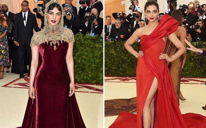Met Gala 2018: Deepika Padukone Or Priyanka Chopra Which One Is Your Favourite?