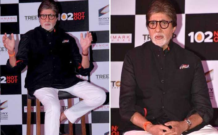 Doing musical composition of Babuji's poems: Amitabh Bachchan