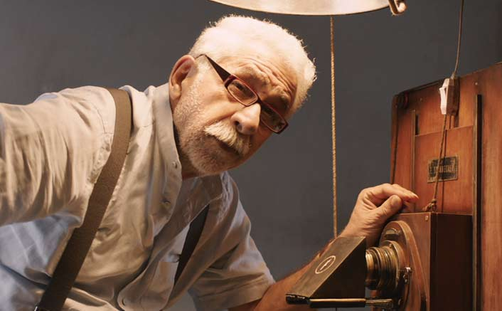 Naseeruddin Shah's next to be first Bollywood film to feature background score on a single instrument!