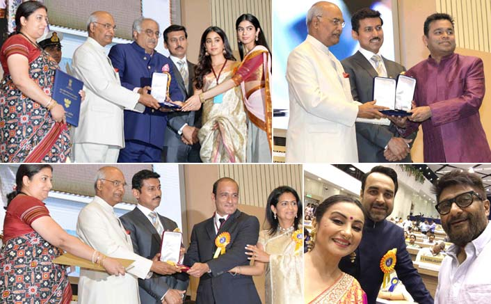 National Film Awards breaks with 64-year-old tradition