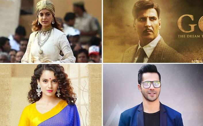 No Clash Between Manikarnika and Gold; Kangana Ranaut to Now Clash With Varun Dhawan?