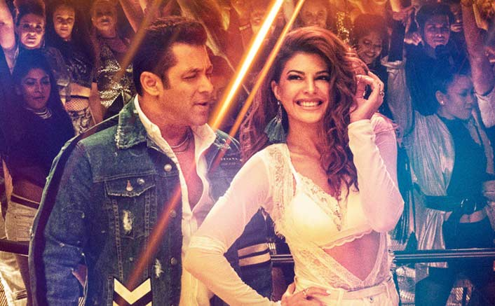 No one can match the dance moves of Salman Khan, not even Jacqueline Fernandes