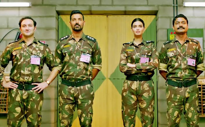 Parmanu Box Office: Surpasses These 3 Films In The List Of Top 10 Highest 1st Weekend Grossers Of 2018