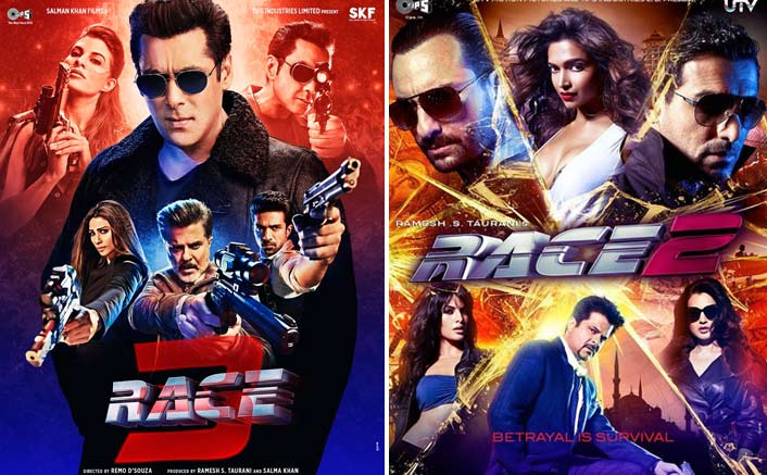 Race 3 Poster: One Salman Khan Is Equals To Saif Ali Khan & John Abraham?
