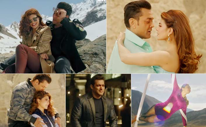 Race 3 Song Selfish