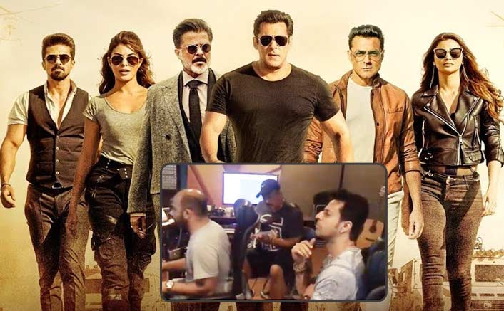 Race 3 Theme: Salim Merchant Gives Us A Glimpse & We CAN'T KEEP CALM!
