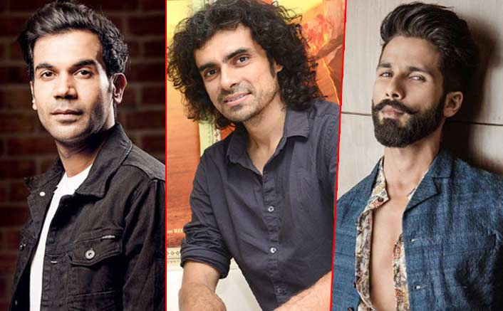 It is Rajkumar Rao for Imtiaz Ali's next and not Shahid Kapoor