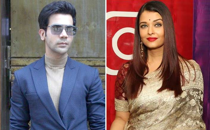 Rajkummar loved working with Aishwarya