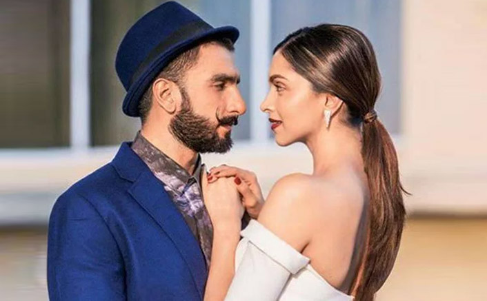 Is It Italian Wedding For Ranveer Singh And Deepika Padukone?