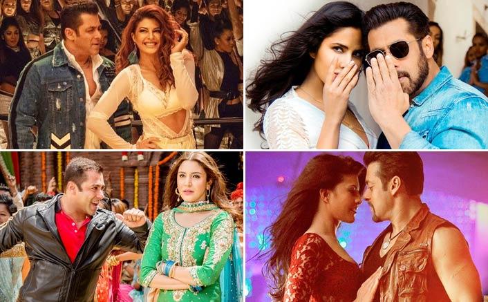Salman Khan's Party Song