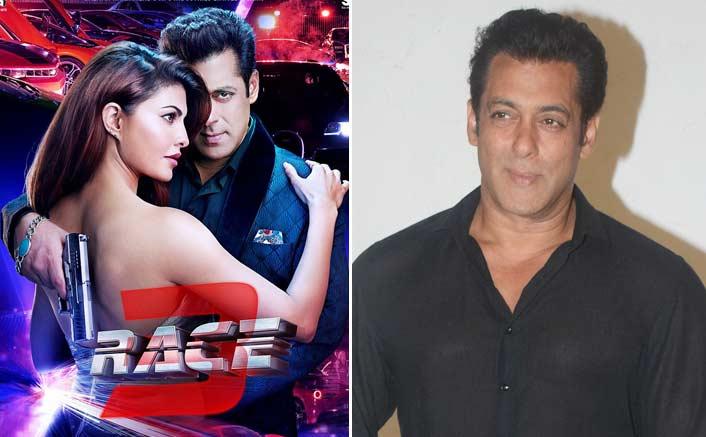Salman Khan turns distributor with 'Race 3'