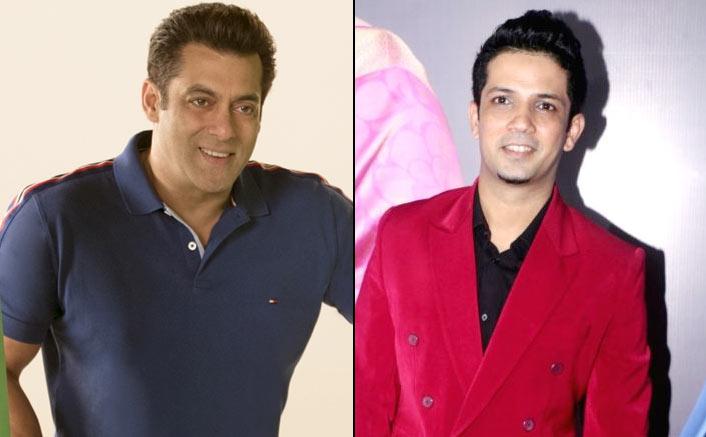 Salman Khan and Mudassar Khan