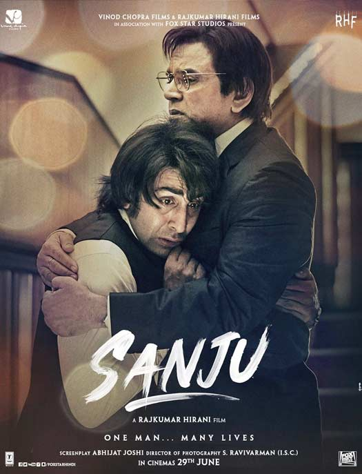 Sanju: New poster introduces Paresh Rawal as Sunil Dutt with a heartwarming moment