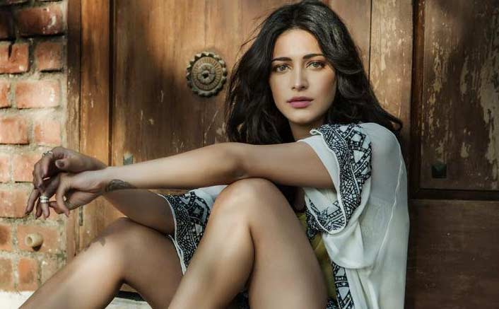 Shruti Haasan gets back to work in Goa