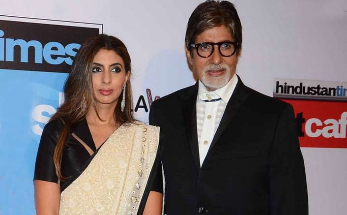 Shweta Bachchan to make screen debut with father Big B