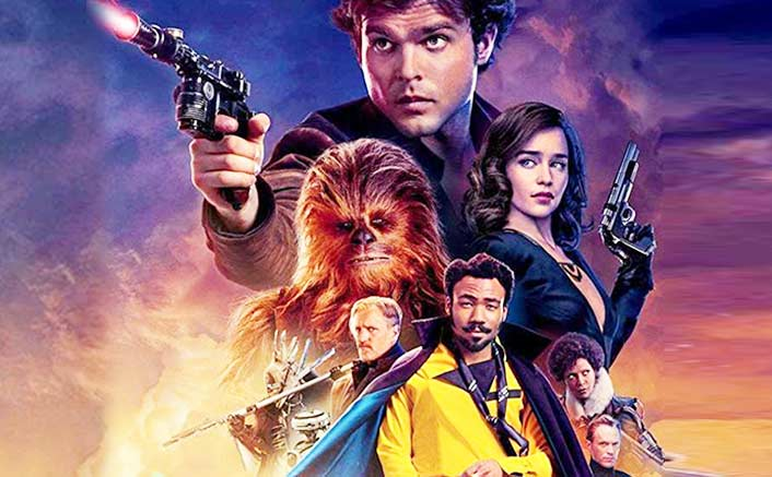 Solo: A Stars Wars Story Movie Review: Han Takes You High In