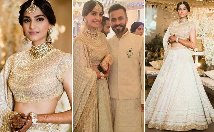 Sonam Kapoor & Anand Ahuja Wedding: Bride Dazzles As Her Mehendi & Sangeet Ceremony Kick Off!