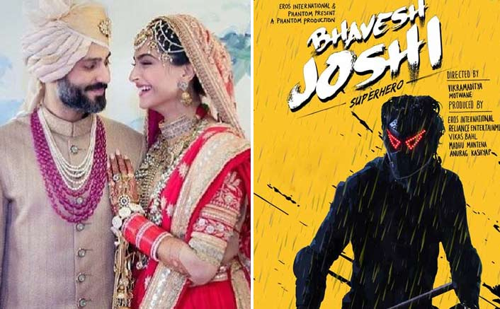 Sonam Kapoor gets married, brother Harshvardhan Kapoor to continue Bhavesh Joshi Superhero promotions