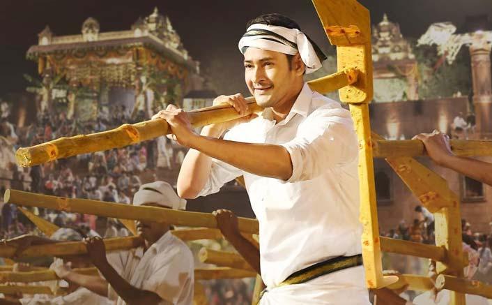 Mahesh Babu's Bharat Ane Nenu