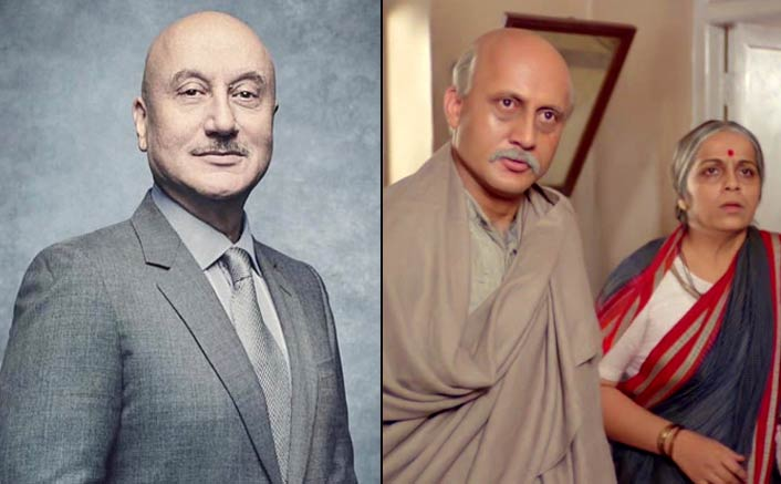 My ups and downs have taught me about life: Anupam Kher