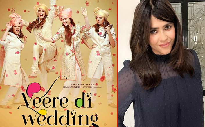 Veere Di Wedding Has Cleared Most Of Its Cost Reveals Producer Ekta Kapoor