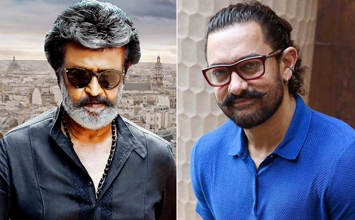 Aamir Khan is a 'huge' Rajinikanth fan