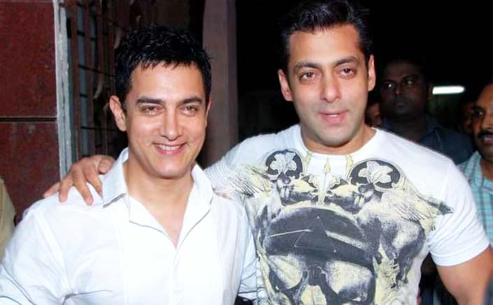 Aamir Khan and Salman Khan knew each other from school days?