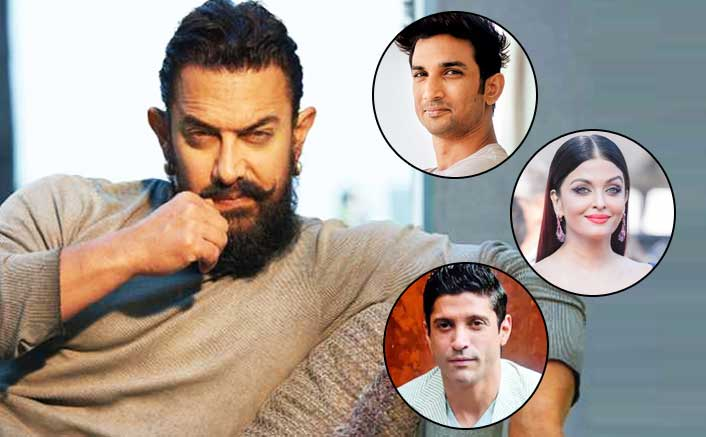 Aamir Khan sets trends on Instagram, Aishwarya Rai Bachchan, Farhan Akhtar, Sushant Singh Rajput follow
