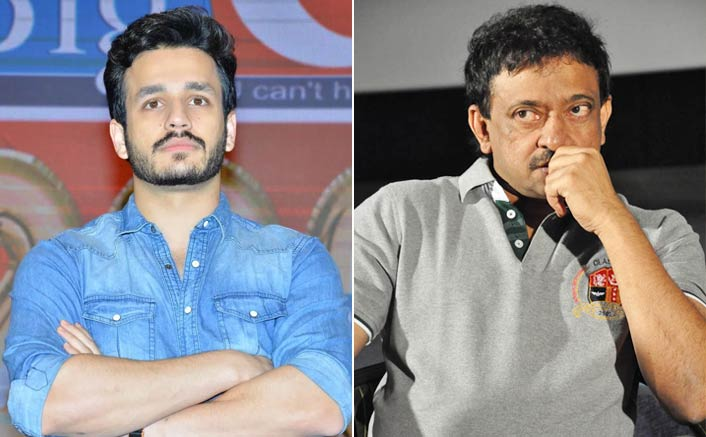 Akhil Akkineni drops out of RGV's film