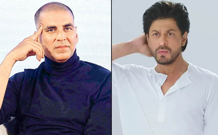 WHAT? Has Akshay Kumar Replaces Shah Rukh Khan In THESE Films?