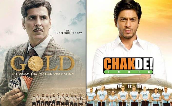 Akshay Kumar's Gold, Shah Rukh Khan's Chak De Similar?