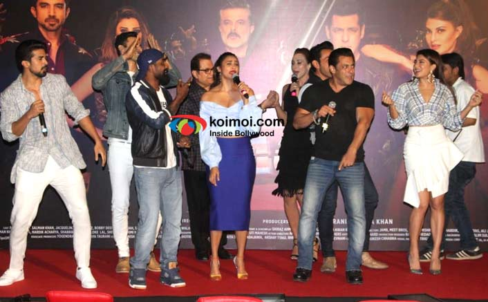 Allah Duhai Hai Song Launch Event: Salman Khan & Race 3 Team Are All Set To ROCK!