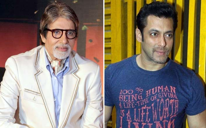 When Amitabh Bachchan Was Mistaken As Salman Khan On The Streets Of Glasgow!