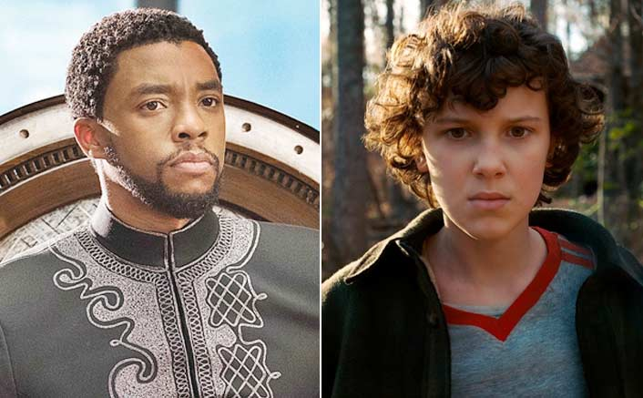 'Black Panther', 'Stranger Things' dominate MTV Movie and TV Awards