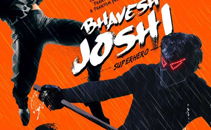Box Office - Bhavesh Joshi Superhero has a poor start