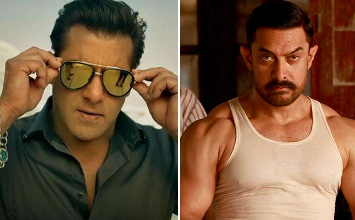 Box Office - Race 3 is at No. 11 spot of biggest days ever for a Hindi film, is behind Dangal