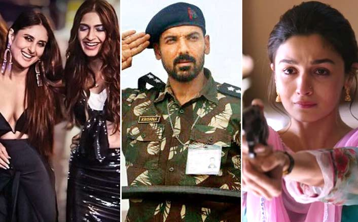 Box Office - Veere Di Wedding continues with its good strike rate, Parmanu and Raazi good too