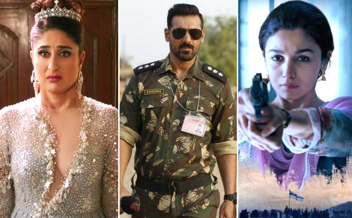 Box Office - Veere Di Wedding and Parmanu - The Pokhran Story enter 50 Crore Club, Raazi chugs along