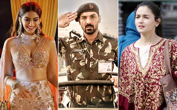Box Office - Veere Di Wedding, Parmanu - The Pokhran Story and Raazi are all good successes