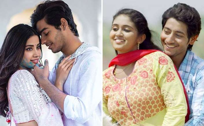 Dhadak and Sairat