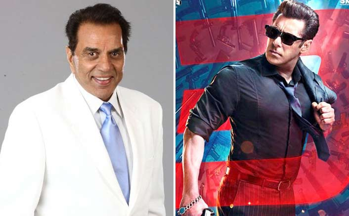 Dharmendra wishes Salman Khan for 'Race 3'