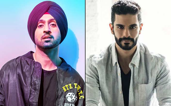 Diljit Dosanjh is like brother to me: Angad Bedi