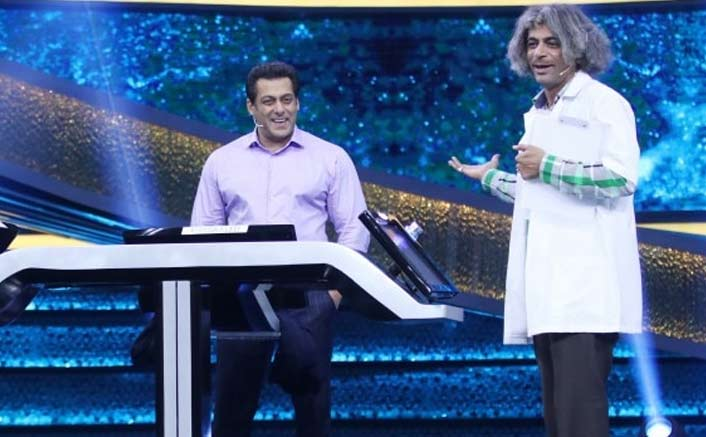Dus Ka Dum: Salman Khan & Dr Gulati - Sunil Grover To Have Crazy Fun On The Show